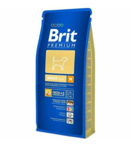 Brit Premium Adult Medium 3kg