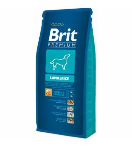 Brit Premium Lamb and Rice 3kg
