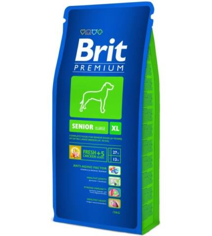 Brit Premium Senior Extra Large  3kg