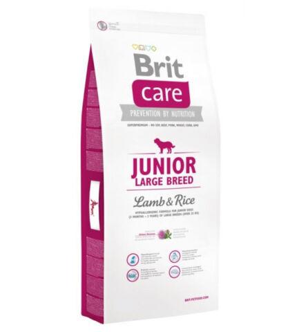Brit Care junior Lamb & Rice (bárány rizs) 3kg