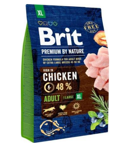 Brit Premium Adult Extra Large 3kg