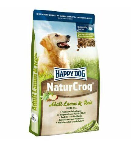 Happy Dog NaturCroq bárány & rizs