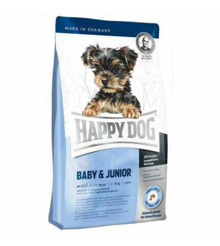Happy Dog Supreme Mini Baby & Junior