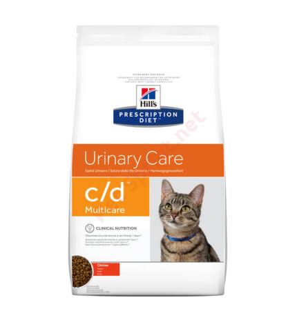 Hill's PD Feline c/d Multicare száraztáp
