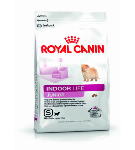 Royal Canin  INDOOR LIFE JUNIOR 500g