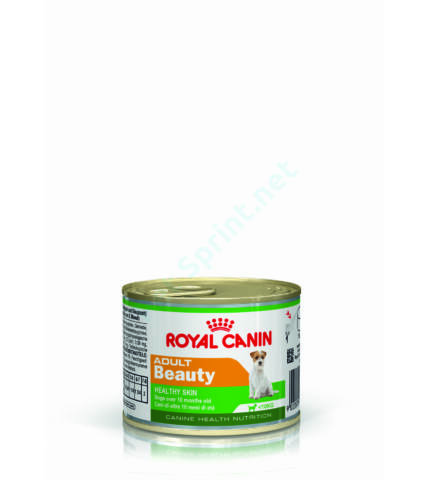 Royal Canin Beauty adult konzerv 195g