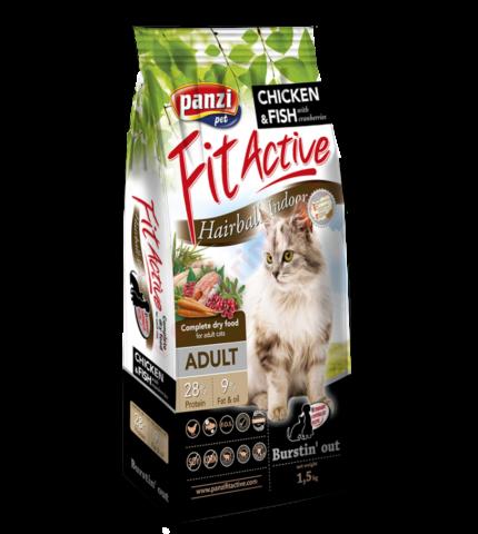 FitActive Hairball-Indoor ADULT CAT