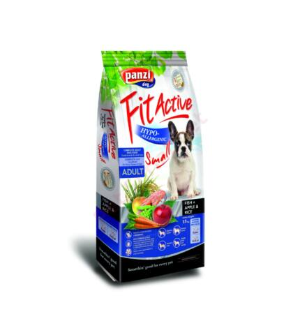 FitActive Hypoallergenic Small Fish,Apple,Rice