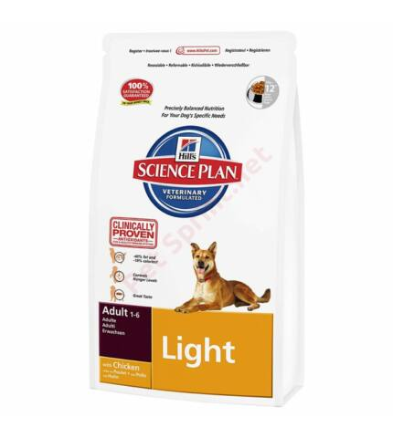 Hill's SP Canine Adult Light Chicken kutyatáp