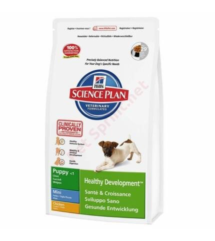 Hill's SP Puppy Healthy Development Mini Chicken
