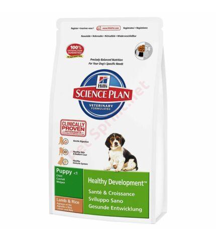 Hill's SP Puppy Healthy Development Lamb & Rice