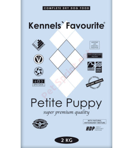 Kennels' Favourite Petite Puppy
