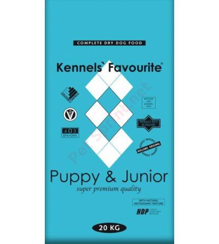 Kennels' Favourite Puppy & Junior kutyatáp