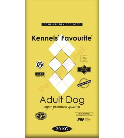 KENNELS' FAVOURITE ADULT DOG kutyatáp
