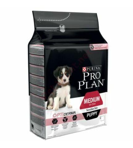 Purina Pro Plan Medium Puppy Sensitive Skin OPTIDERMA