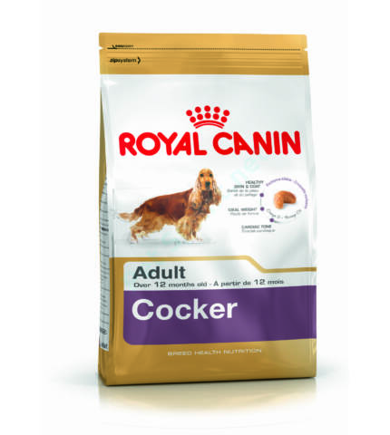 Royal Canin COCKER  3kg