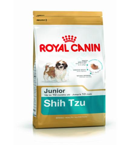 Royal Canin SHIH TZU JUNIOR 500g