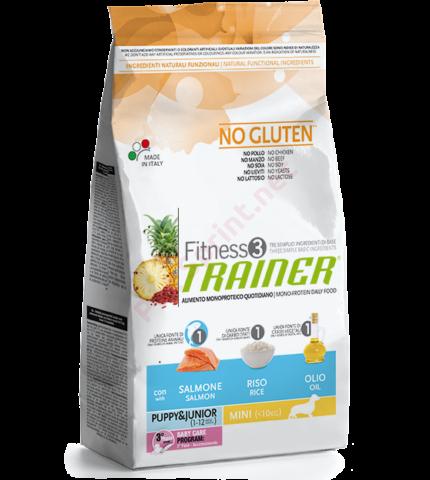 Trainer Fitness3 Puppy & Junior Mini Fish-Rice-Oil
