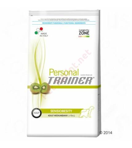 Trainer Personal Sensiobesity Medium / Maxi12,5kg