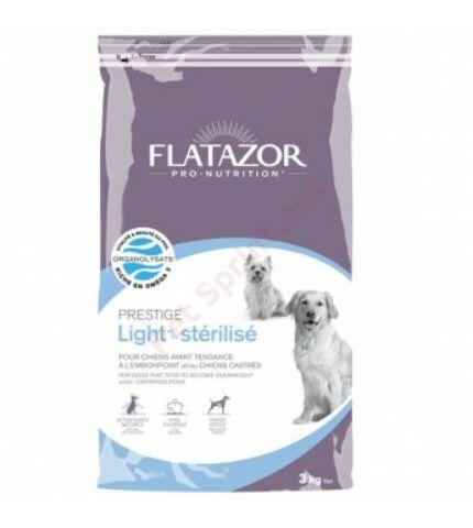 Flatazor Prestige Adult Light/Sterilised kutyatáp