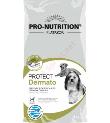Flatazor Protect Dermato kutyatáp