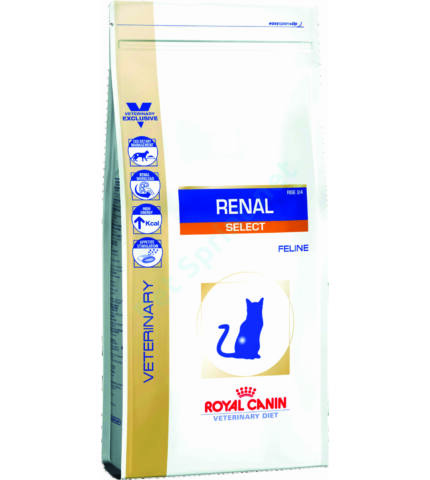 RENAL SELECT CAT     ROYAL CANIN