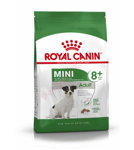 Royal Canin Mini Adult+8   800g