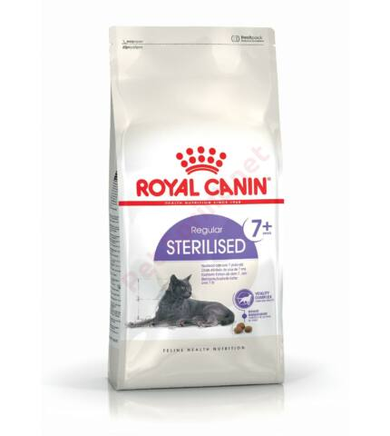 Royal Canin STERILIZED +7 400g