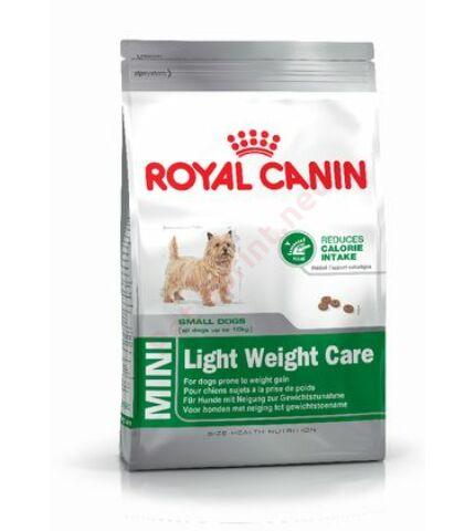 Royal Canin Mini Light Weight Care 800g