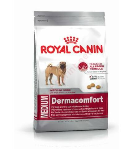 Royal Canin Medium Dermaconfort  3kg