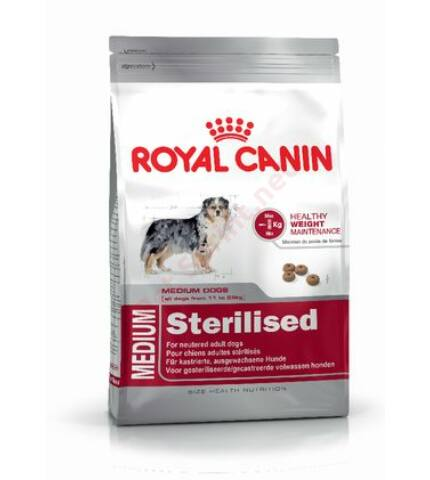 Royal Canin Medium Steril  3kg