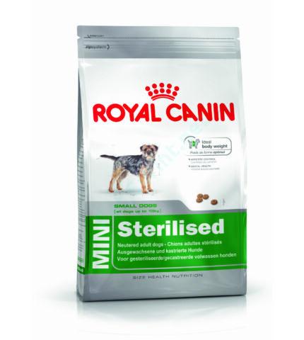 Royal Canin Mini Steril 2kg