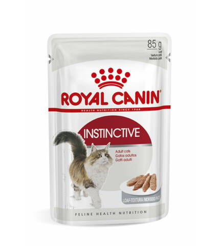 ROYAL CANIN INSTINCTIVE LOAF WET   85g