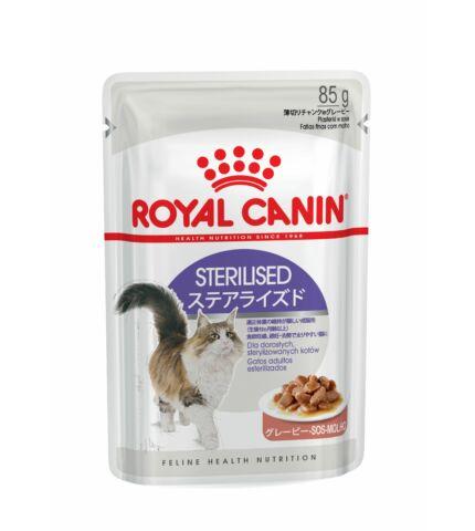 Royal Canin STERILIZED   85g