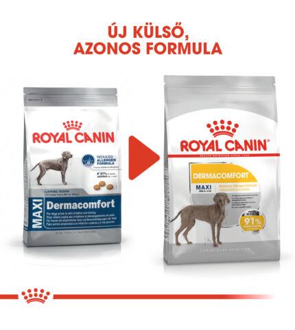 Royal Canin Maxi Dermaconfort  10kg
