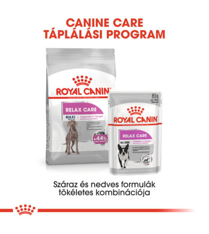 ROYAL CANIN RELAX CARE WET DOG 85G
