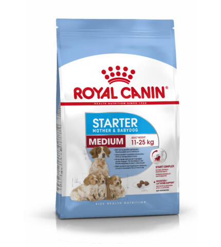 Royal Canin Medium Starter 4kg