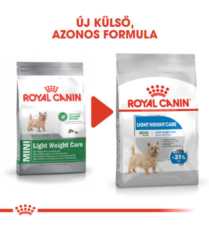 Royal Canin Mini Light Weight Care 1KG