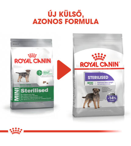 Royal Canin Mini Steril 1kg