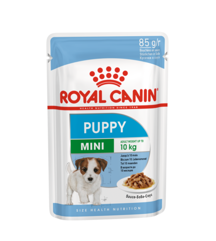 ROYAL CANIN WET MINI PUPPY 85G