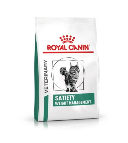 ROYAL CANIN SATIETY WEIGHT MANAGEMENT CAT 1,5kg