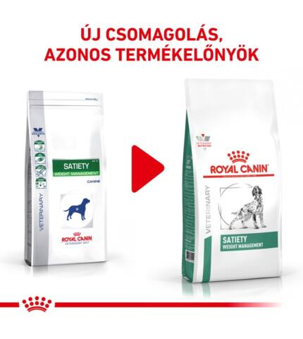 ROYAL CANIN SATIETY WEIGHT MANAGEMENT DOG 1,5kg