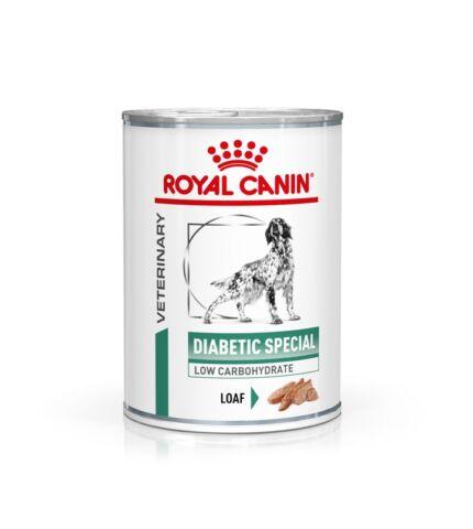 DIABETIC DOG  ROYAL CANIN 410g