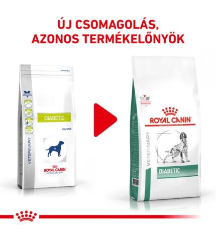 DIABETIC DOG ROYAL CANIN 1,5