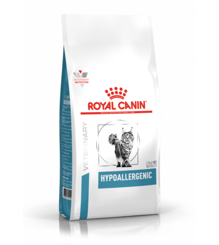 HYPOALLERGENIC CAT 400G  ROYAL CANIN  400G
