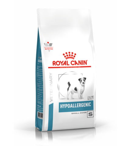 HYPOALLERGENIC DOG SMALL ROYAL CANIN 1KG