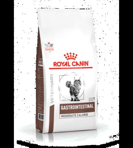 GASTRO INTESTINAL MODERATE CALORIE CAT    ROYAL CANIN