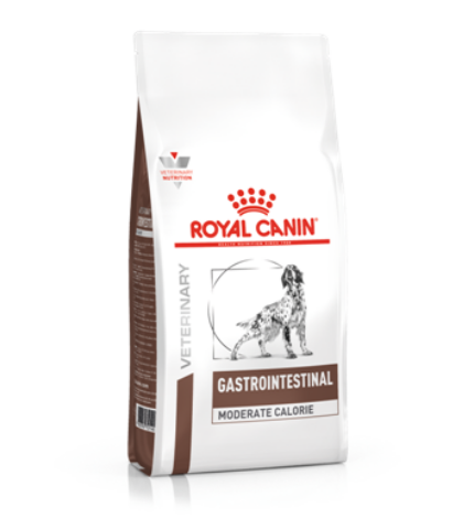 GASTRO INTESTINAL MODERATE CALORIE DOG ROYAL CANIN