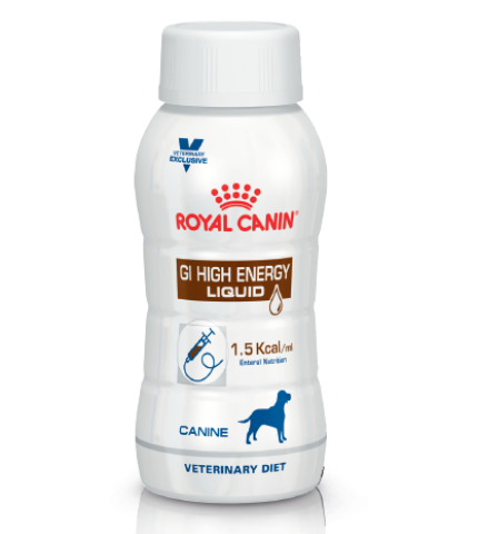 ROYAL CANIN GASTRO INTESTINAL HIGHT ENERGY LIQUID