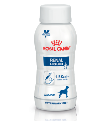 Royal Canin RENAL DOG LIQUID